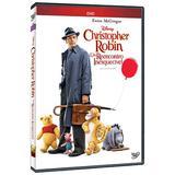 DVD - Christopher Robin: Um Reencontro Inesquecível - Disney