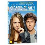 DVD - Cidades de Papel - Fox filmes