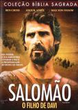 DVD Coleção Bíblia Sagrada - Salomão - Nbo