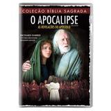 DVD Coleção Bíblica Sagrada - O Apocalipse As Revelações do Apóstolo - Nbo