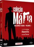 DVD - Coleção Mafia - Melhores Filmes Vol. 2 - Universal studios