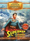 DVD Coleção Super Heróis do Cinema - Superman vs. O Homem At - Rhythm and blues