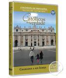 Dvd coletanea catolicos de verdade chamados a ser igreja - mons. jonas abib _ felipe aquino - Canção nova