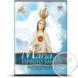 DVD COLETANEA DE PREGACOES DUPLO -MARIA e O ESPIRITO SANTO - MONSENHOR JONAS ABIB e PADRE LEO - Canção nova