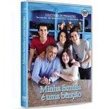 DVD COLETANEA DE PREGACOES DVD DUPLO - MINHA FAMILIA e UMA BENCAO - Canção nova