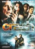 DVD Crash - Destinos Cruzados - Volume 1 - Sonopress