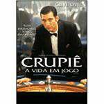 DVD Crupiê - A Vida Em Jogo - Amz