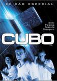 DVD Cubo Edição Especial - Medo Paranóia Suspeita Desespero - Nbo