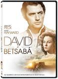 DVD - David e Betsabá - Fox filmes