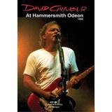 DVD David Gilmour - At Hammersmith Odeon 1984 - Coqueiro verde