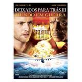 DVD Deixados Para Trás III - Mundo em Guerra - Nbo