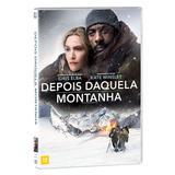 DVD - Depois Daquela Montanha - Fox filmes