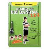 DVD - Diário de Um Banana 1, 2 e 3 - 3 Discos - Fox filmes