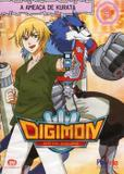 DVD Digimon - A Ameça de Kurata - Sonopress