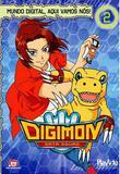 DVD Digimon - Mundo Digital Aqui Vamos Nós - Sonopress
