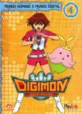 DVD Digimon - Mundo Humano X Mundo Digital - Sonopress