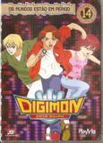 DVD Digimon - Os Mundos Estão em Perigo - 14 - Sonopress