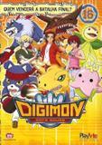 DVD Digimon - Quem Vencerá a Batalha Final - Sonopress