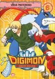 DVD Digimon - Vírus Misterioso - Volume 6 - Sonopress