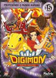 DVD Digimon Vol 15 - Protegendo o Mundo Humano - Sonopress