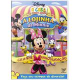 DVD Disney - A Lojinha da Minnie - Rimo