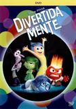 DVD Disney Divertidamente - Line classic