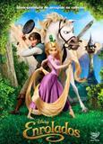 DVD Disney - Enrolados