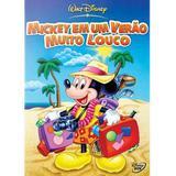 DVD Disney - Mickey Em Um Verão Muito Louco - Rimo