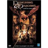 DVD Dungeons e Dragons - A Aventura Começa Agora - Novodisc