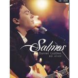 DVD e CD Salmos Ao Vivo Daniel Lüdtke Novo Tempo