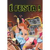 DVD É Festa - Som livre