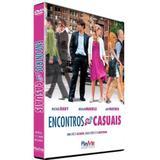DVD - Encontros Casuais - Playarte