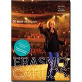 DVD Erasmo Carlos - 50 Anos de Estrada - Sony