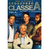 DVD Esquadrão Classe A - Primeira Temporada Volume 6 - Universal