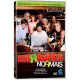 DVD Estranhos Normais - Europa filmes