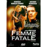 DVD Femme Fatale - Sonopress