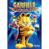 DVD Garfield - Um Super Herói Animal - Sonopress