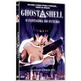 DVD Ghost In The Shell - O Fantasma do Futuro - Focus