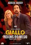 DVD - Giallo - Reféns do Medo - Califórnia filmes