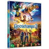 DVD - Goosebumps 2 - Halloween  Assombrado - Sony pictures