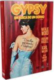 Dvd Gypsy - Em Busca de um Sonho - Mervin Leroy - Obras-primas do cinema