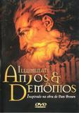 DVD Illuminati - Anjos  Demônios - Cine art