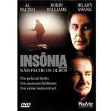 DVD - Insônia (PlayArte)