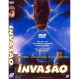DVD - Invasão - Califórnia filmes
