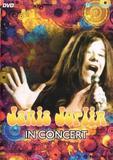 DVD Janis Joplin In Concert - Ágata