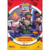 DVD Jim no Mundo da Lua - Brincadeiras Fora de Órbita - Sonopress