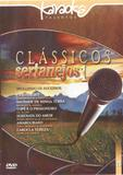 Dvd - karaoke classicos sertanejo 01 - Eve