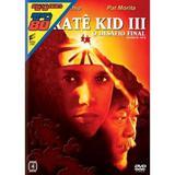 DVD Karatê Kid III - O Desafio Final - Videolar