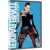 DVD - Lara Croft: Tomb Raider - Paramount filmes