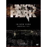 DVD Linkin Park - In New York - Coqueiro verde